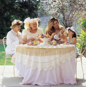 Four generations for Sweet Greetings
