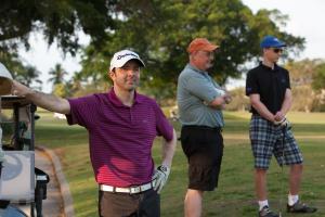 Golf outing, Ingram Micro Cloud 2014