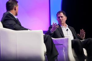 Michael Dell with Paul Bay - IM One Spring 2014